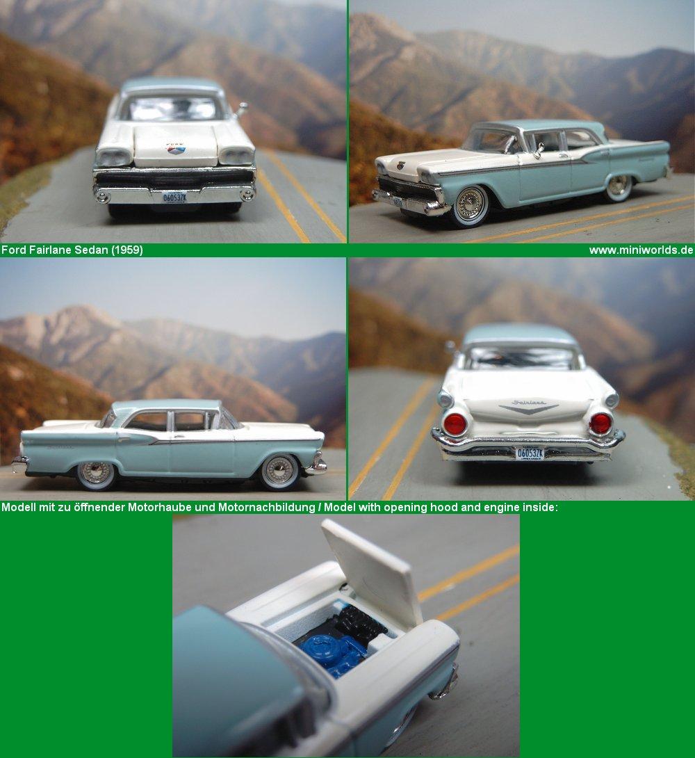 Ford Fairlane Sedan (1959)
