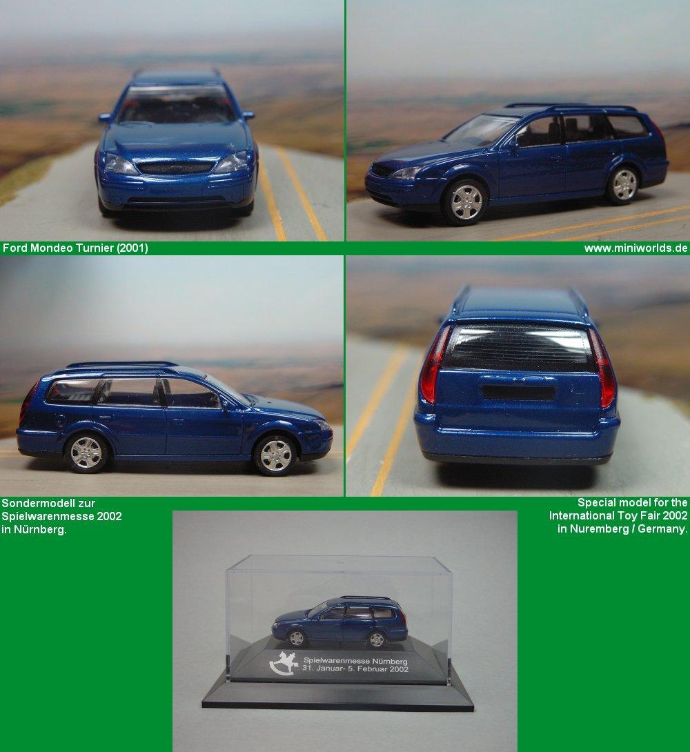 Ford Mondeo Turnier (2001)