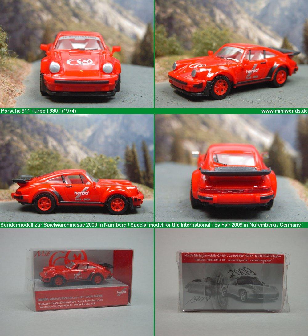 Porsche 911 Turbo [ 930