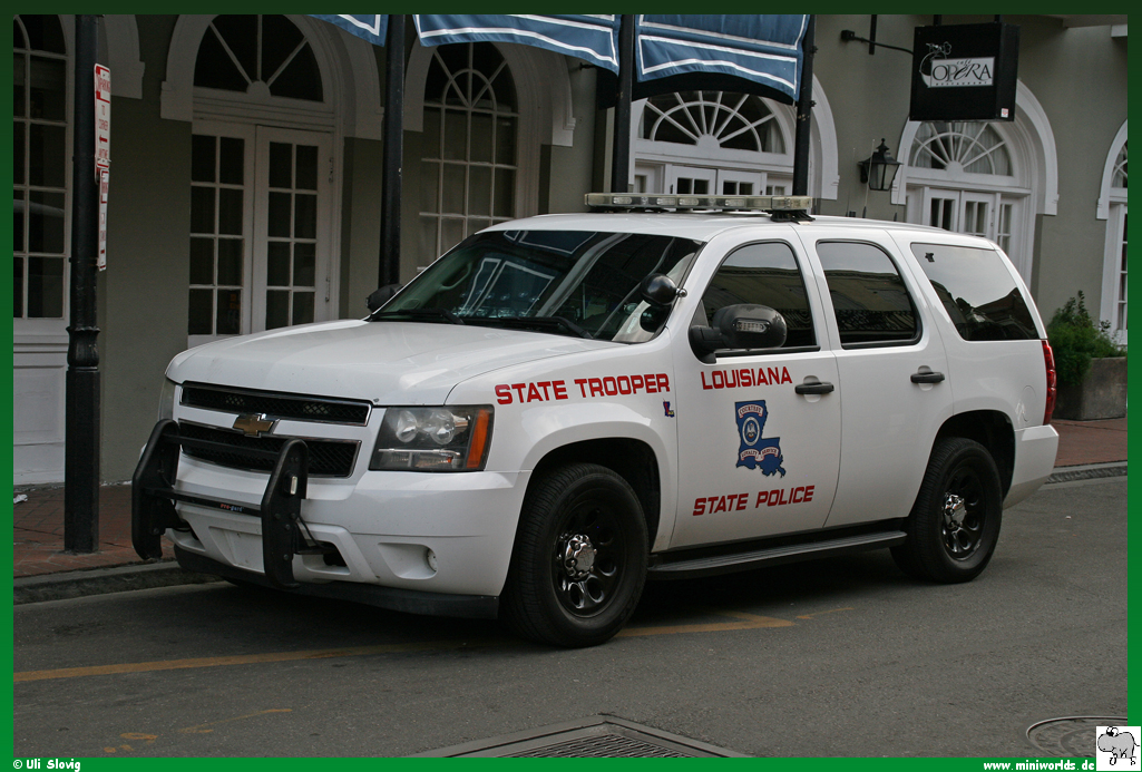 LouisianaState Police: