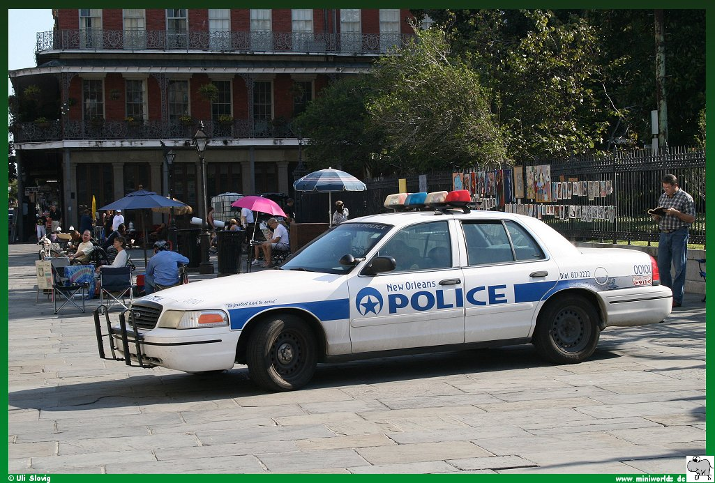 Fordcrown victoria 1997 2011 for Police orleans