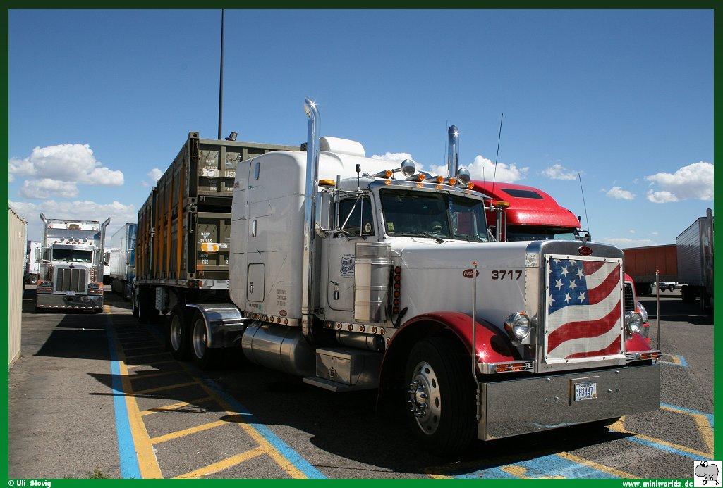 Peterbilt379 for Admiral merchants motor freight