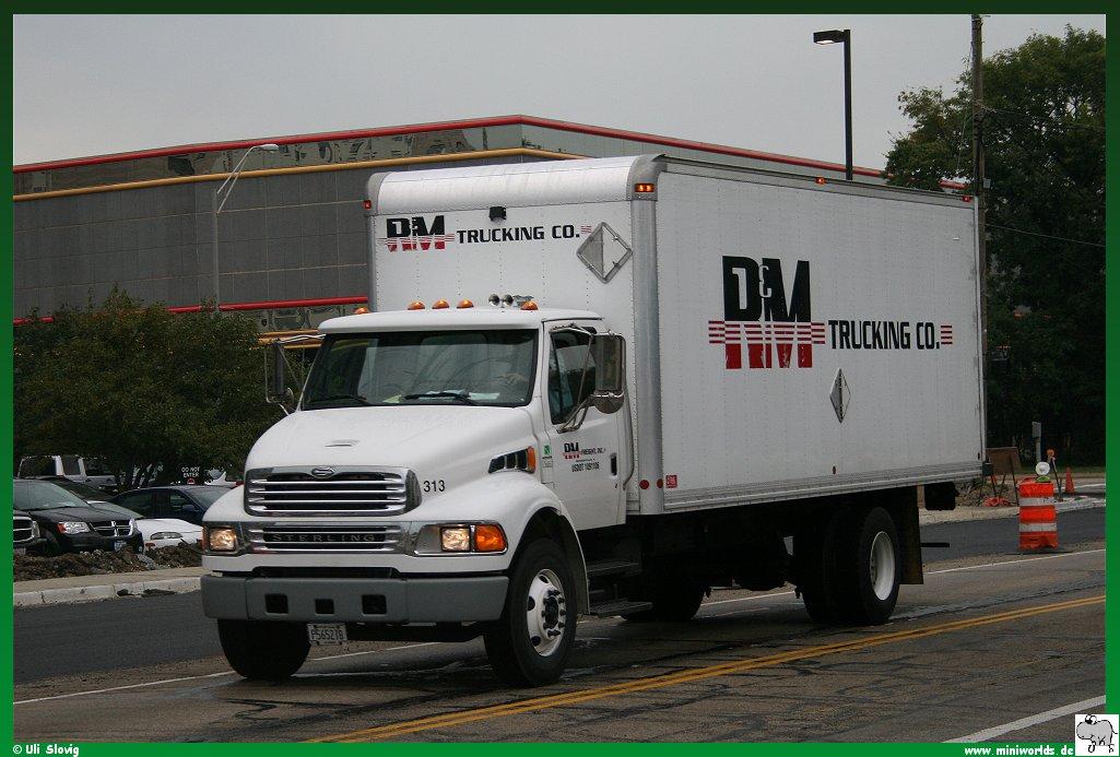 Sterlingacterra for New penn motor express trucking