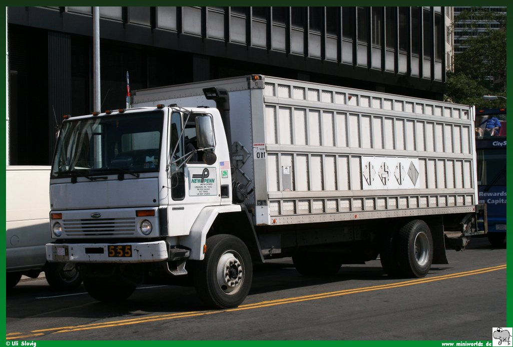 Sterlingsc 7000 for New penn motor express trucking