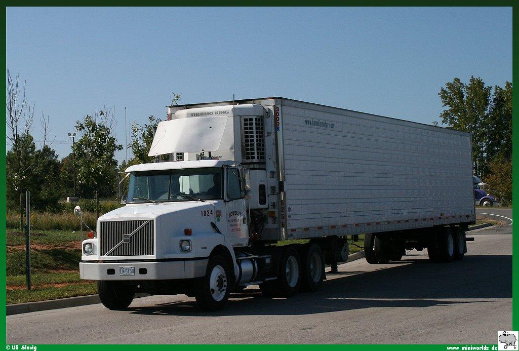 September 6 2013 for Howell s motor freight